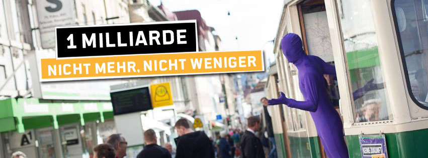 Petition: Öffi-Ausbau in Graz